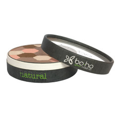 Boho Cosmetics Compact poeder mozaik vegan (9 gram)