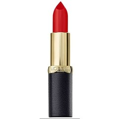 Loreal Color riche lipstick matte 344 retro red (1 stuks)