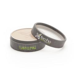Boho Cosmetics Compact powder beige clair 02 (4.5 gram)