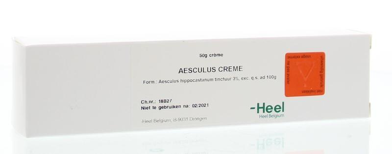Homeoden Heel Homeoden Heel Aesculuszalf/creme (50 gram)