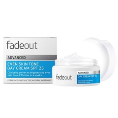 Fade Out Extra care brightening dagcreme spf 25 (50 ml)