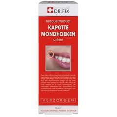 Dr Fix Kapotte mondhoeken creme (15 ml)