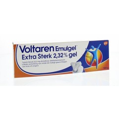 Voltaren Emulgel extra sterk 2.32% (100 gram)