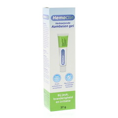 Hemoclin Aambeien gel tube (37 gram)