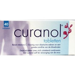 Curanol Curanol tabletten (40 tabletten)