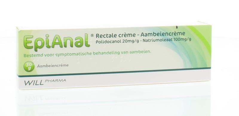 Epianal Epianal Epianal Creme (30 gram)