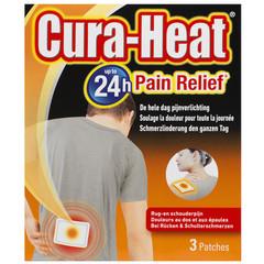 Cura Heat Warmtepack rug- en schouder (3 stuks)