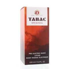 Tabac Original pre electric shave splash (100 ml)