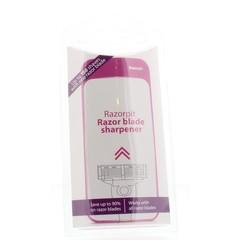 Razorpit Scheermesreiniger roze (1 stuks)