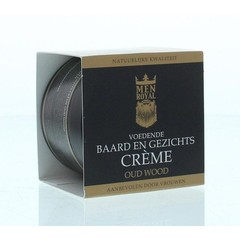 Men Royal Baard creme oud wood (50 ml)