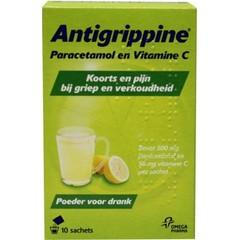 Antigrippine Antigrippine poeder (10 stuks)