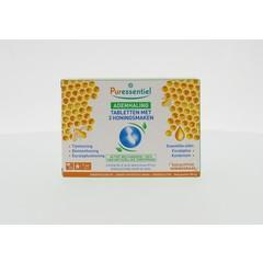 Puressentiel Ademhaling pastilles 3 honingsmaken (24 stuks)