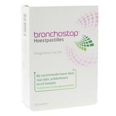 Bronchostop Hoestpastilles (40 pastilles)