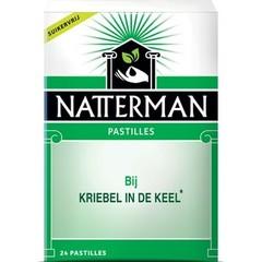 Natterman Hoestpastille (24 pastilles)