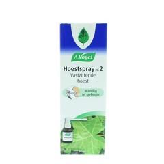A Vogel Hoestspray nr. 2 Vastzittende hoest (30 ml)