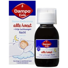 Dampo Kids alle hoest nacht (100 ml)