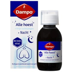 Dampo Alle hoest nacht (150 ml)