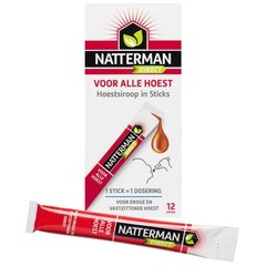 Natterman Alle hoest liquid stick (12 stuks)