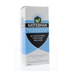 Natterman Hoestdrank extra sterk broomhexine HCl 8mg/5ml (250 ml)