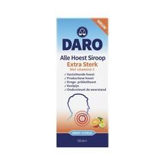 Daro Alle Hoest Siroop extra sterk met vitamine C (150 ml)