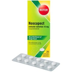 Roter Noscapect (20 tabletten)