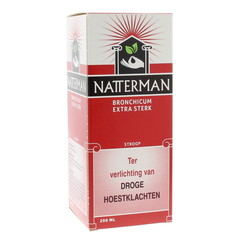 Natterman Bronchicum extra sterk (200 ml)