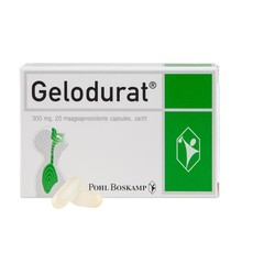 Gelodurat Myrtol forte 300 mg UAD (20 capsules)