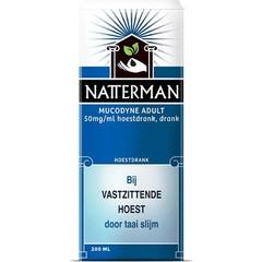 Natterman Mucodyne adult (200 ml)