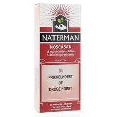 Natterman Noscasan (20 tabletten)