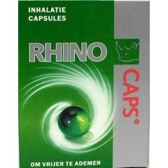 Rhino Inhalatiecapsules (16 capsules)