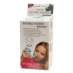 Rhino Horn Neusspoeler junior 4 tot 12 jaar (1 stuks)