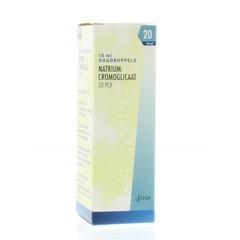 Pharmachemie Natrium cromoglic 20 mg (10 ml)