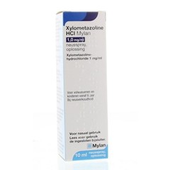 Mylan Xylometazoline 1 mg/ml spray (10 ml)