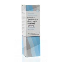 Leidapharm Neusspray kind 0.05% xylometazoline ()