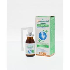 Puressentiel Ademhaling keelspray (15 ml)
