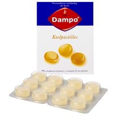 Dampo Keelpastilles (24 pastilles)