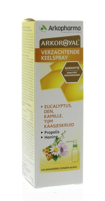Arko Royal Arko Royal Keel spray verzachtend (30 ml)