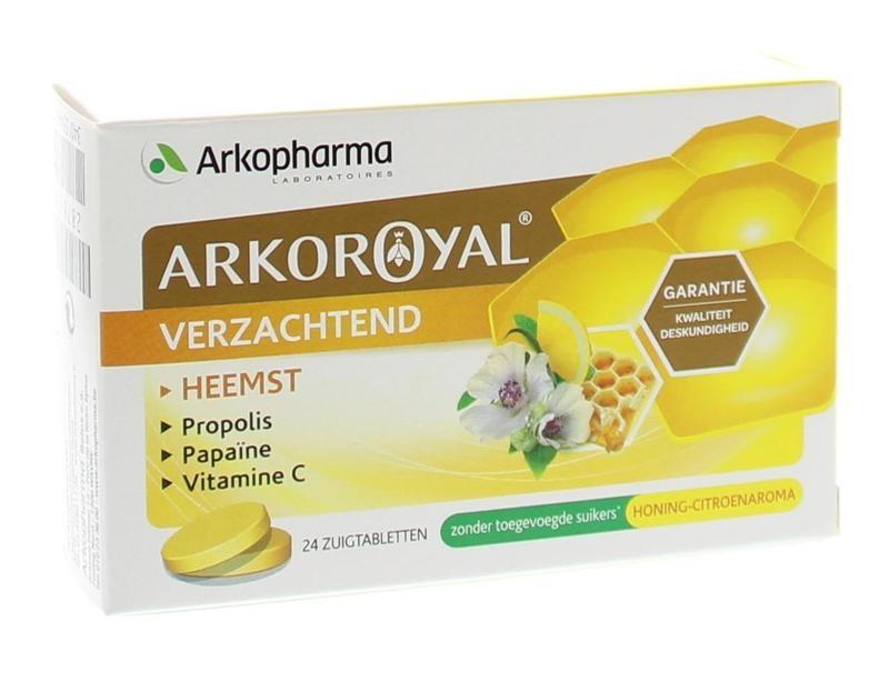 Arko Royal Arko Royal Royal keel pastilles (24 pastilles)