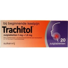 Trachitol Trachitol (20 zuigtabletten)