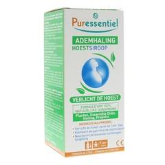Puressentiel Ademhaling hoestsiroop (125 ml)