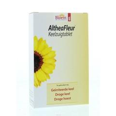 Bloem Altheafleur keelzuigtabletten (24 zuigtabletten)