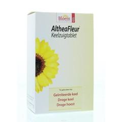 Bloem Altheafleur keelzuigtabletten (48 zuigtabletten)