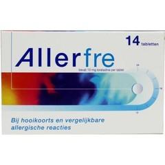 Allerfre Allerfre 10 mg (14 tabletten)