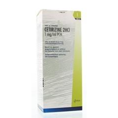 Pharmachemie Cetirizine DiHCL 1 mg (200 ml)
