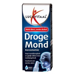 Lucovitaal Droge mond spray (20 ml)