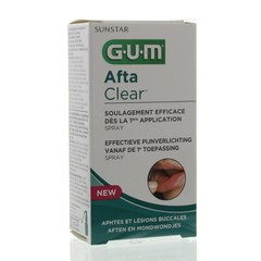 GUM Aftaclear spray (15 ml)
