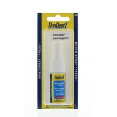 Duodent Mondspray fresh mintvrij (11 ml)