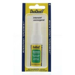 Duodent Mondspray spearmint (11 ml)