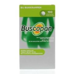 Buscopan Buscopan 10 mg (100 tabletten)