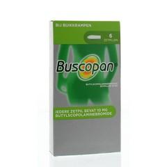 Buscopan Buscopan 10 mg (6 zetpillen)